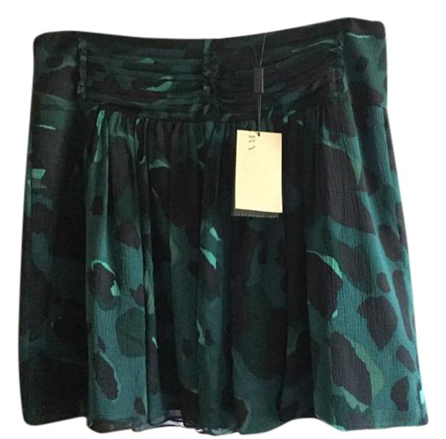 Item - Black and Green Brit Skirt Size 10 (M, 31)