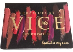 Urban Decay Blackmail Vice lipstick palette, 12 x .002 oz.