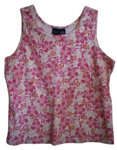 Basic Editions Top floral