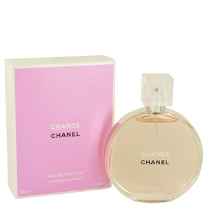 Chanel Chance Eau Vive 3.4oz Perfume by Chanel.