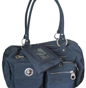 Baggallini Satchel in Gray
