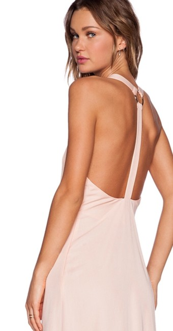 Peach Maxi Dress by NBD