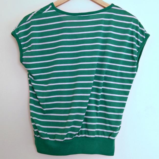 Other 70s Vintage 1970s Retro T Shirt Green