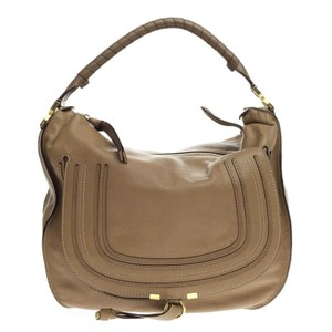Chloé Chloe Leather Hobo Bag