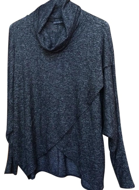 Preload https://item2.tradesy.com/images/nally-and-millie-charcoal-cowl-neck-wrap-sweaterpullover-size-6-s-19354751-0-1.jpg?width=400&height=650