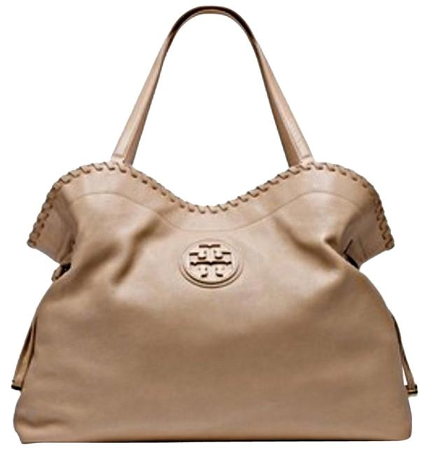 Item - Marion Slouchy Clay Beige Cowhide Leather Tote