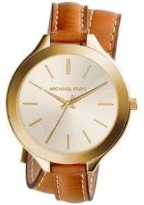 Michael Kors Slim Runway Double Wrap