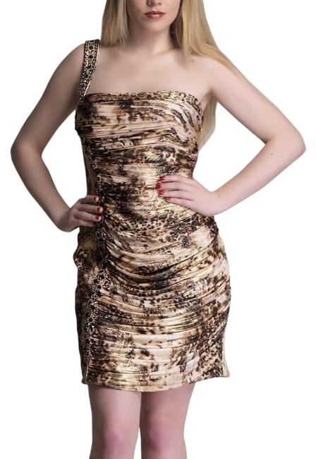 Preload https://img-static.tradesy.com/item/19355013/dave-and-johnny-animal-6933-mini-cocktail-dress-size-2-xs-0-2-650-650.jpg