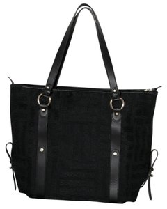 Salvatore Ferragamo Tote in black