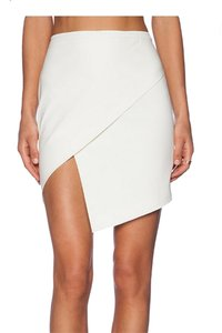 Mason by Michelle Mason Skirt ivory