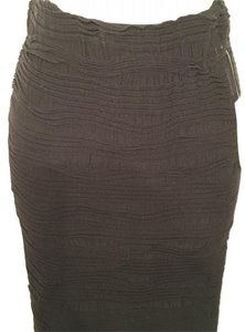Bar III Bodycon Pencil Skirt Black