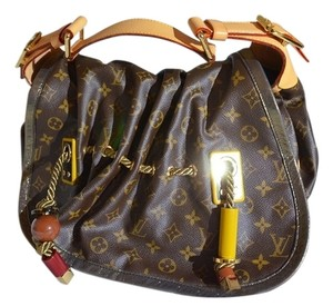 Louis Vuitton Limited Edition Louis 01662 Shoulder Bag