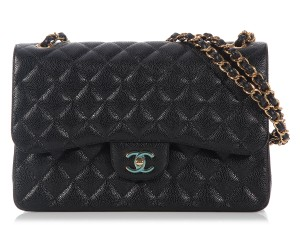 Chanel Classic Quilted Ch.k0803.12 Shoulder Bag
