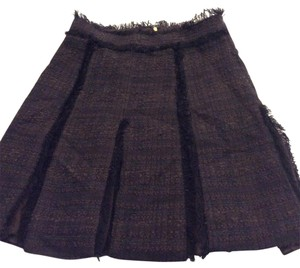Tory Burch Skirt Brown/Black