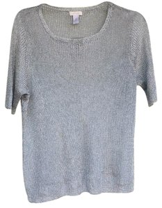 Chico's Top Silver