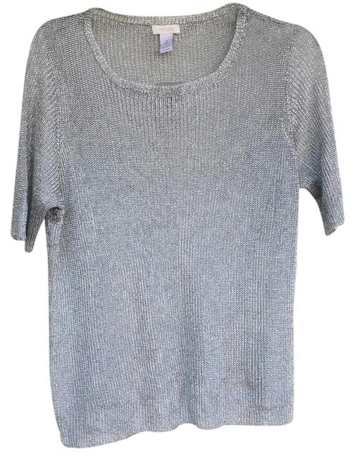 Preload https://item1.tradesy.com/images/chico-s-silver-night-out-top-size-10-m-19355805-0-1.jpg?width=400&height=650