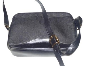 Gucci Restored Lining Xl Hobo/Cb/Shoulder Excellent Vintage Classic Everyday Or Casual Cross Body Bag