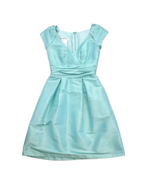 Preload https://item1.tradesy.com/images/alfred-sung-powder-blue-iridescent-cap-sleeve-above-knee-short-casual-dress-size-6-s-19356195-0-0.jpg?width=400&height=650