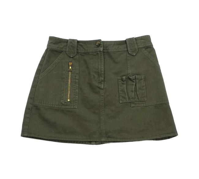 Preload https://item5.tradesy.com/images/dolce-and-gabbana-olive-green-zipper-mini-size-4-s-27-19356239-0-0.jpg?width=400&height=650