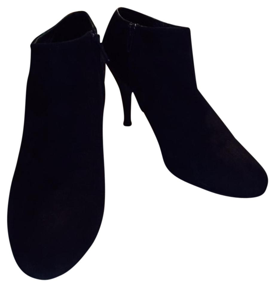 Women's J.Crew Black Suede and Boots/Booties A balance between toughness and Suede hardness 8a2397