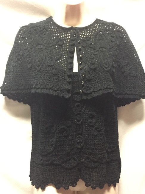 Cynthia Steffe Camisole Bolero Cardigan Twin Set Cape Sweater