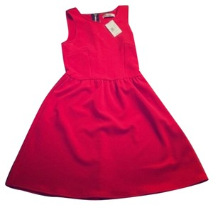 bailey blue short dress Red on Tradesy