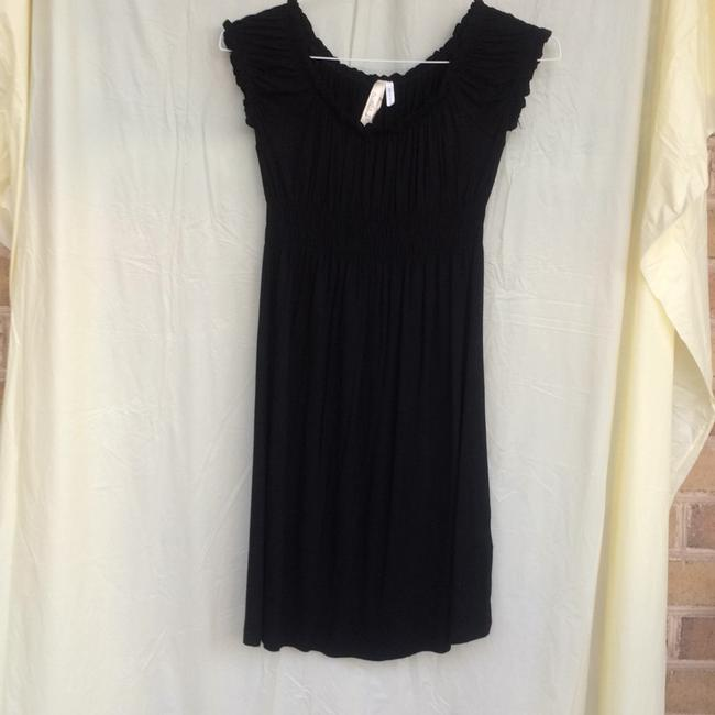 Cristinalove short dress Black on Tradesy