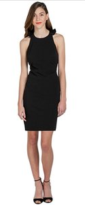 Badgley Mischka Cocktail Ruffle Little Lbd Dress