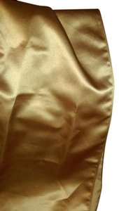 Other Satin wrap, peach or rose gold colored