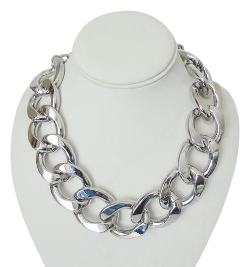 Preload https://item3.tradesy.com/images/rj-graziano-silvertone-bold-curb-link-17-14-necklace-19356687-0-2.jpg?width=440&height=440