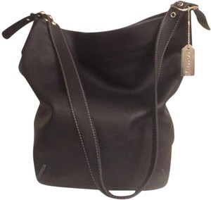 Coach Tote Hobo Leather Handbag Cross Body Bag