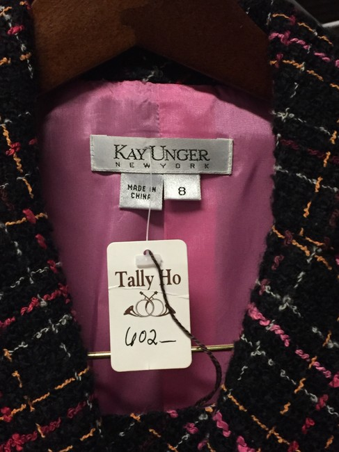 Kay Unger Tweed Suit
