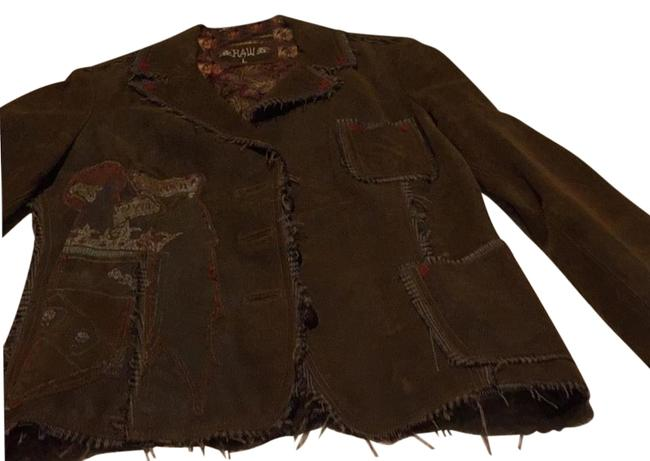 Preload https://item2.tradesy.com/images/rawlings-brown-leather-jacket-size-12-l-19356821-0-2.jpg?width=400&height=650