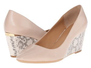 Calvin Klein Wedge Cocoon Beige Wedges