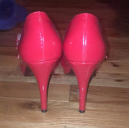 Party City Red Platforms
