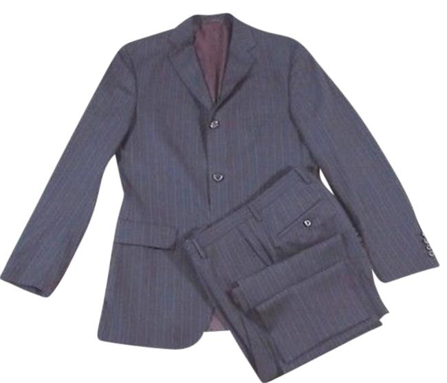 Preload https://item3.tradesy.com/images/boss-by-hugo-boss-dark-graypinkred-striped-super-100-scorsese-42r-pant-suit-size-os-one-size-19356992-0-1.jpg?width=400&height=650