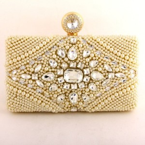 Royal Pearl Evening Bag