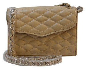 Rebecca Minkoff Quilted Nwt Leather 846632754108 Cross Body Bag