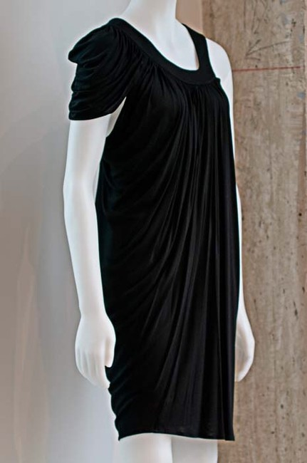 Anthropologie Jcrew Mara Hoffman Project Runway Draped Avant Garde Dress