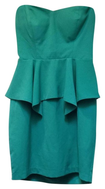 Arden B. Sleeveless Peplum Dress