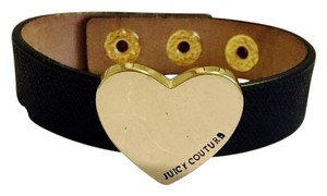 Juicy Couture heart-shaped bracelet