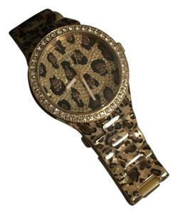 Guess Guess Leopard watch