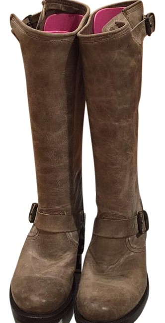 Item - Slate Veronica Slouch Boots/Booties Size US 7.5 Regular (M, B)