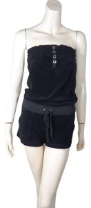 Juicy Couture Shopbop Romper Strapless Dress