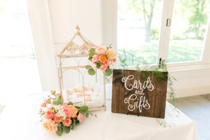 Hand-painted Cards And Gifts Sign