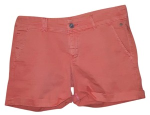 Anthropologie Shorts Coral