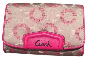 Coach Coach Credit Card Wallet