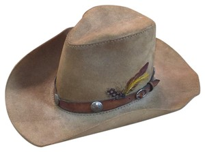 Other Western Leather Hat