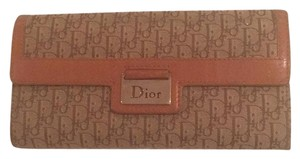 Dior SALE-Dior monogram wallet