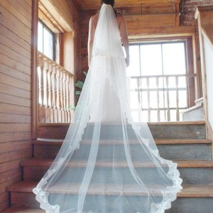 2 Tier Cathedral Veil